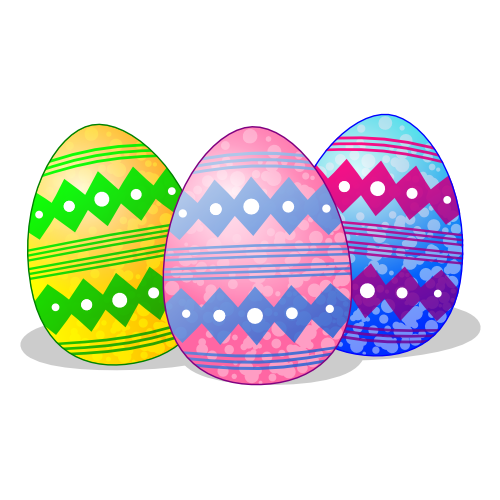 Easter egg free clip art graphic Free clipart easter eggs - ClipartFest graphic