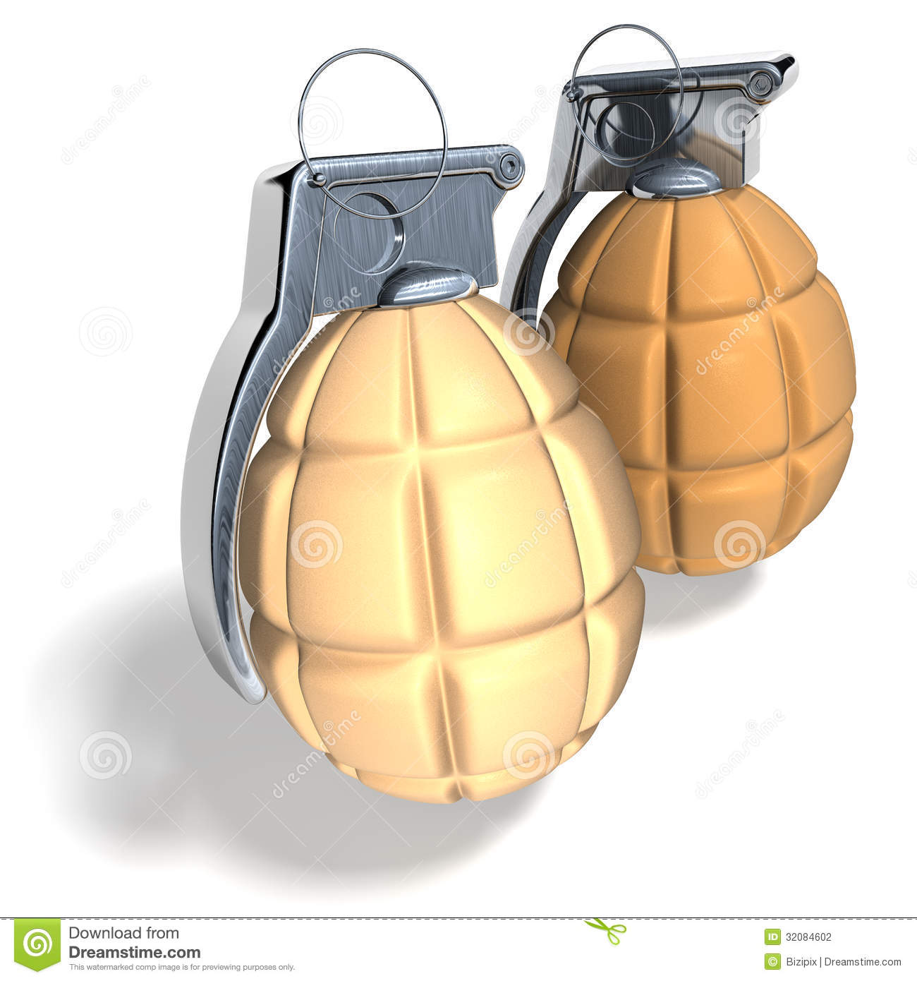 Easter Egg Hand Grenades Stock Photography - Image: 32084602 picture black and white stock