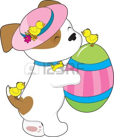 Easter egg hat clipart graphic free stock 1,363 Easter Hat Stock Illustrations, Cliparts And Royalty Free ... graphic free stock