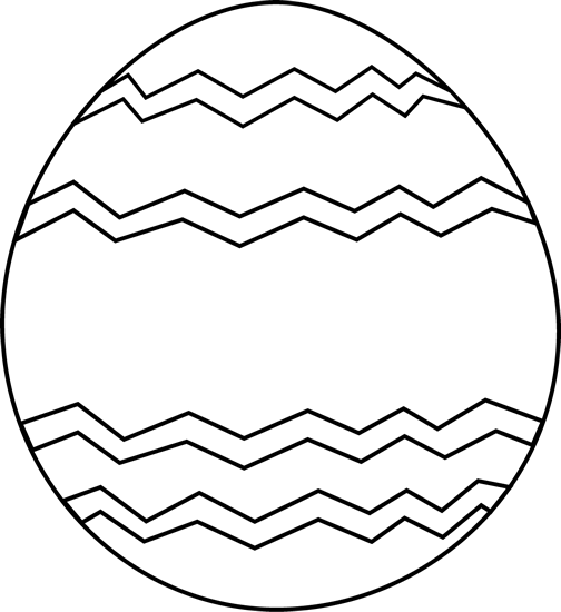 Easter egg hunt black and white clipart png freeuse Easter eggs black and white clipart - ClipartFest png freeuse