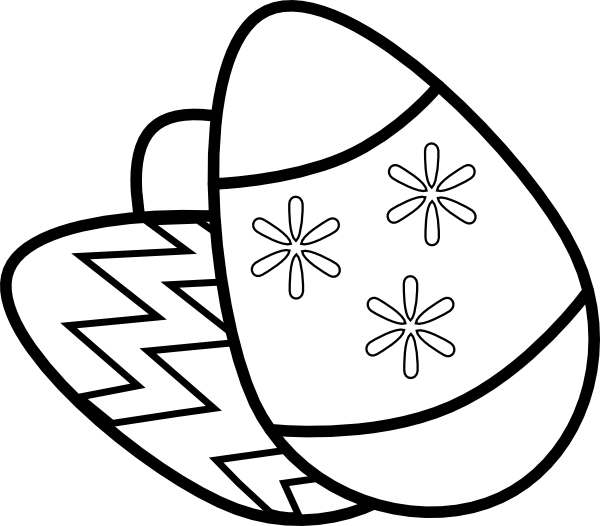Easter egg hunt black and white clipart banner library stock Egg Line Drawing at GetDrawings.com | Free for personal use Egg Line ... banner library stock