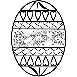 Easter egg hunt black and white clipart clip art Black Easter Egg Photo Album - Weddings Center clip art