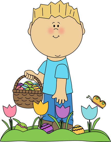 Easter egg hunt boy and girl clipart vector black and white stock Free Easter Egg Hunt Clipart, Download Free Clip Art, Free Clip Art ... vector black and white stock