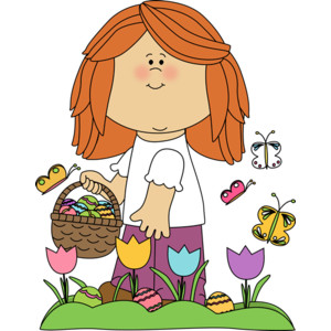 Easter egg hunt bw clipart library Easter egg hunt pictures clip art - ClipartFest library