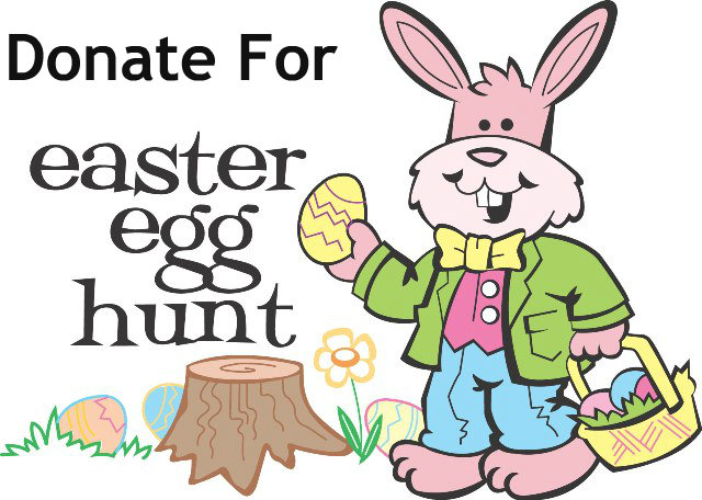 Easter egg hunt bw clipart vector black and white download Church easter egg hunt clipart religious - ClipartFest vector black and white download