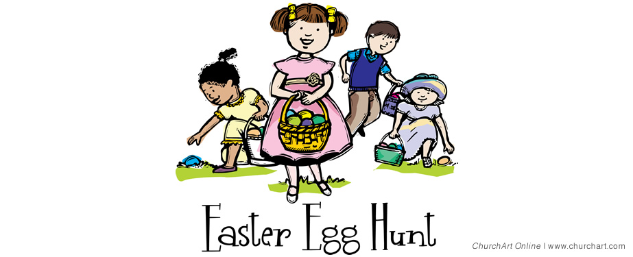 Easter egg hunt clip art png freeuse library Easter egg hunt clipart border - ClipartFest png freeuse library