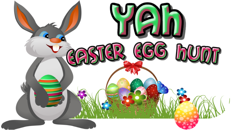 Easter egg hunt clipart clip art You Are HOPE - Easter Egg Hunt #2 (Fundraiser) — Steemit clip art