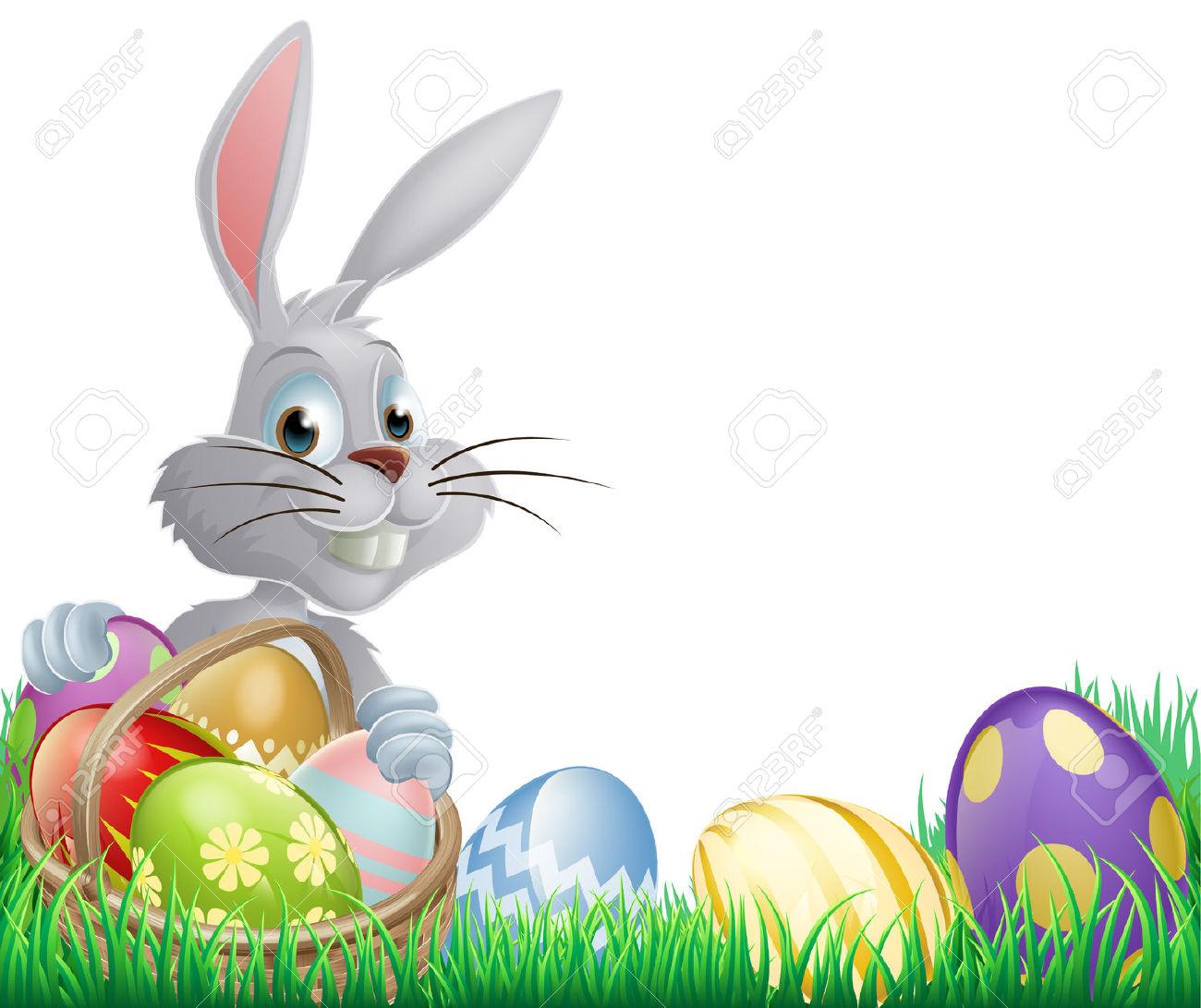Easter egg hunt clipart border jpg Easter egg hunt clipart border - ClipartFest jpg