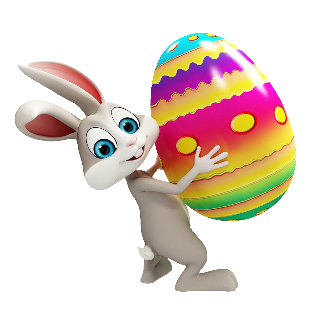 Easter Bunny Egg hunt Easter egg Clip art - Easter eggs with eggs ... graphic library stock