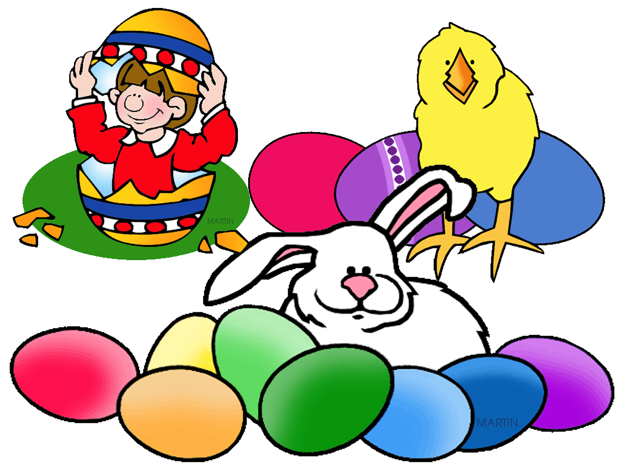 Easter egg hunt clipart phillip martin clip art library stock How to Get Free Easter Stuff clip art library stock