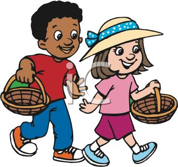 Easter Egg Hunt Clipart - Clipart Kid clip free library