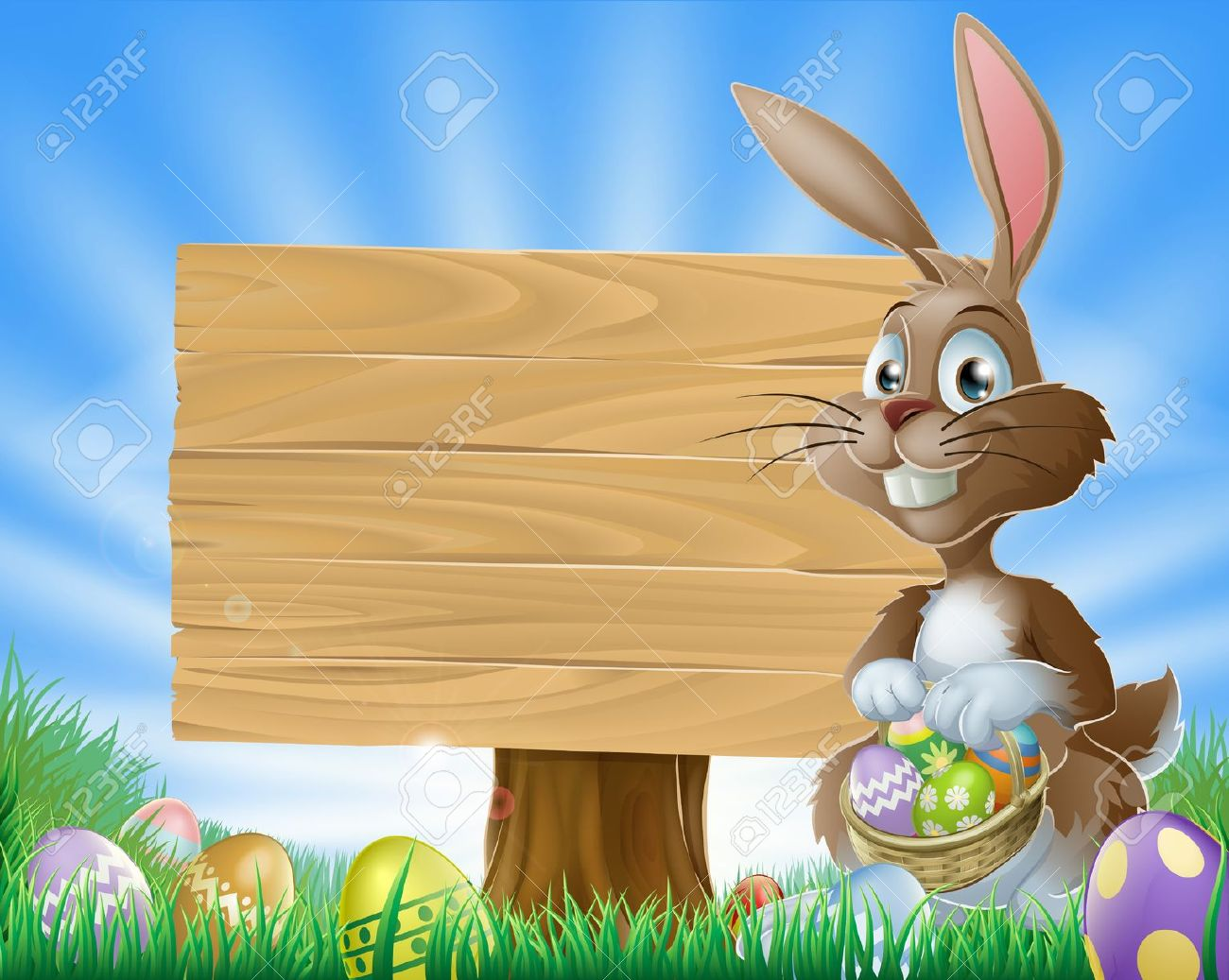 8,233 Easter Egg Hunt Stock Vector Illustration And Royalty Free ... picture royalty free download