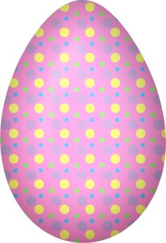 Purple Dotted Easter Egg PNG Clipart   Easter Eggs   Pinterest ... picture royalty free