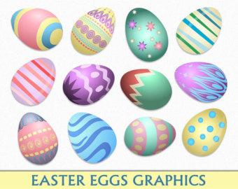 Easter egg jpg clipart - ClipartFest vector black and white library