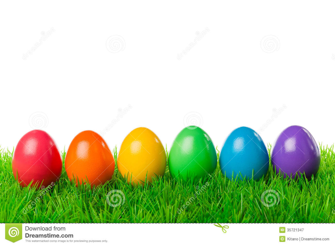 Easter egg row clipart png freeuse library Easter Eggs In A Row Royalty Free Stock Photography - Image: 35721347 png freeuse library