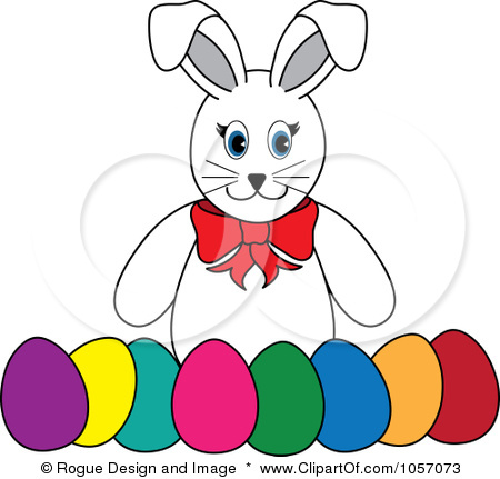 Easter egg row clipart vector library library Easter egg row clipart - ClipartFest vector library library