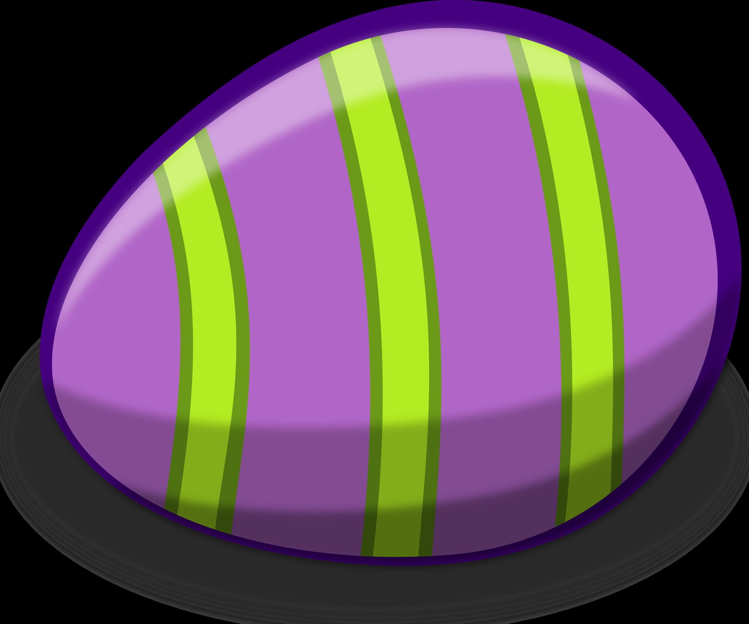 Easter egg vector clipart jpg download Purple Striped Easter Egg, Vector Clipart image - Free stock photo ... jpg download
