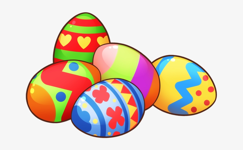 Easter eggs clipart graphic black and white Easter Eggs In Grass Clip Art - Easter Egg - Free Transparent PNG ... graphic black and white