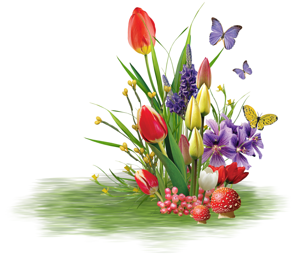 Easter flower clipart jpg freeuse Pin by Beulah Ekkerd on Clip Art Flowers and Rock art | Pinterest ... jpg freeuse