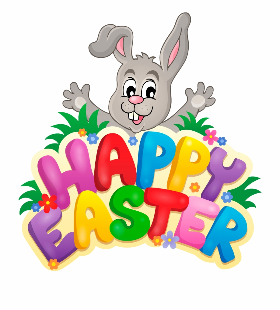 Free easter clipart images. Happy png download