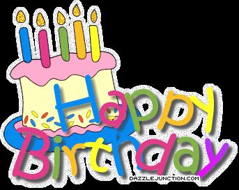 dazzlejunction birthday | Happy Birthday Cake Birthday Picture ... clipart freeuse stock