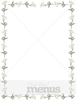 Easter lily border clipart free jpg download Collection of 14 free Sympathy clipart easter lily aztec clipart ... jpg download