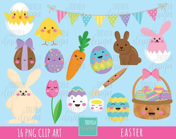 Easter party clipart jpg free library Easter party clipart 2 » Clipart Portal jpg free library
