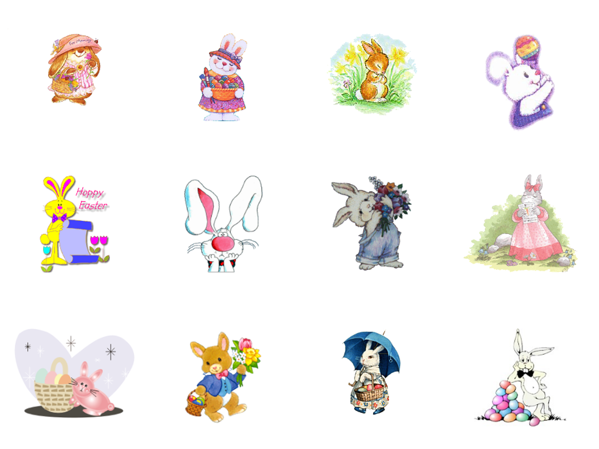 Easter program clipart graphic library stock A Huge List of High Quality Free Easter Clip Art graphic library stock