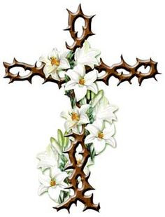 Easter row lilies clipart clip royalty free library Easter Lily in Church | Easter Lily Board | Pinterest clip royalty free library