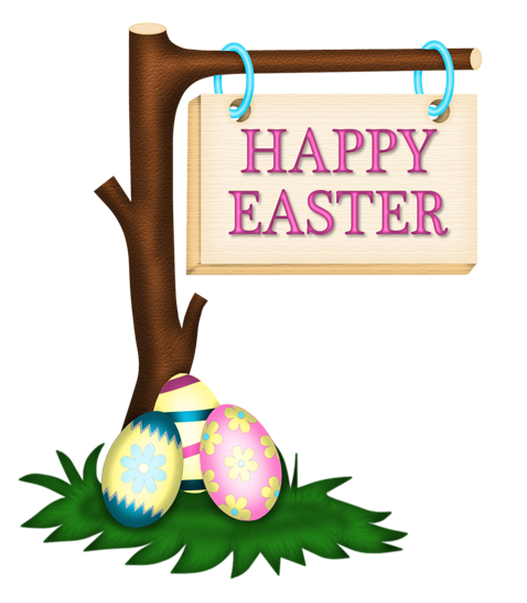 Easter signs clipart picture black and white stock Free Happy Easter Images Free, Download Free Clip Art, Free Clip Art ... picture black and white stock