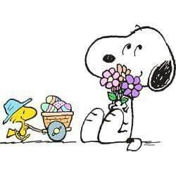 Easter snoopy clipart png free stock Snoopy easter clipart 1 » Clipart Portal png free stock