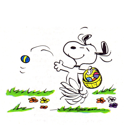 Easter snoopy clipart svg transparent Free Snoopy Easter Cliparts, Download Free Clip Art, Free Clip Art ... svg transparent
