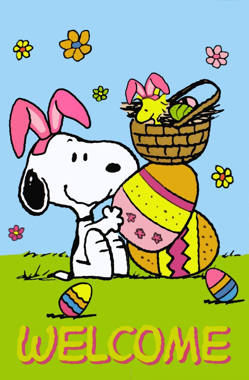 Easter snoopy clipart png black and white library SNOOPY~~~•͡○ ̨͡ ₎᷄ᵌ ✯Snoopy Easter | SNOOPY & WOODSTOCK | Snoopy ... png black and white library