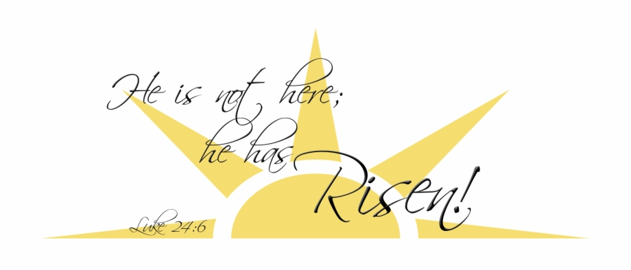 Religious clipart easter sunday vector stock Easter Sunrise Clipart - Easter Sunday Religious Clipart Free PNG ... vector stock