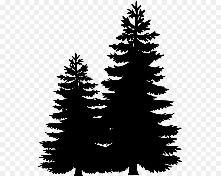 Eastern white pine clipart clip art royalty free library Eastern white pine Tree Clip art - Cedar Tree Silhouette png ... clip art royalty free library