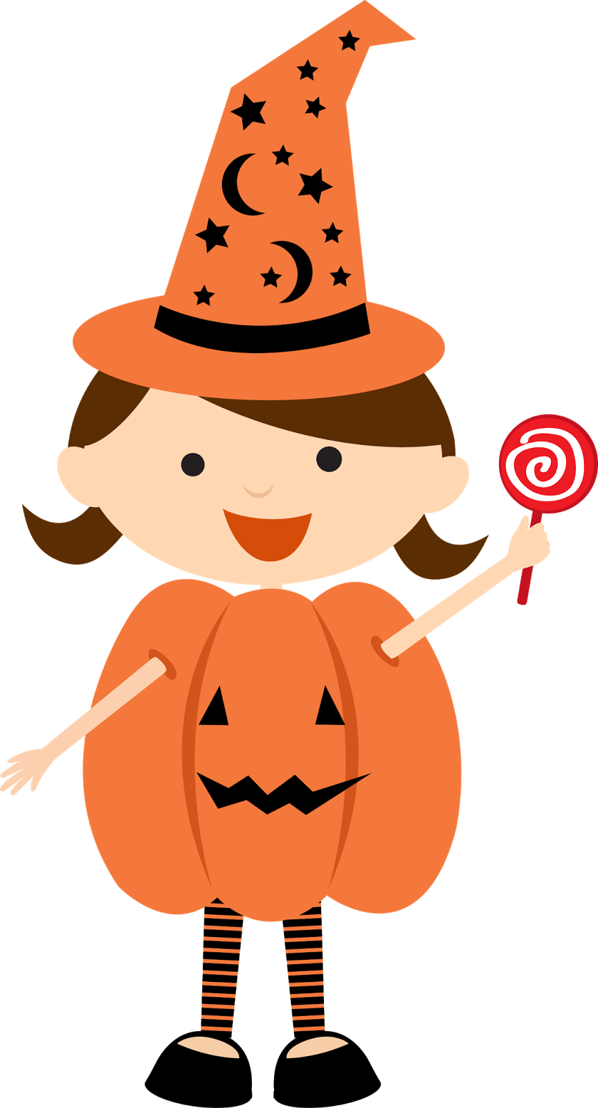 Easy halloween clipart picture black and white library Last Minute Halloween Ideas Halloween is just around the corner ... picture black and white library