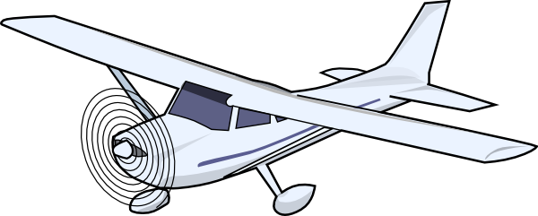 Easy plane clipart png royalty free library Aircraft Plane clip art Free Vector / 4Vector png royalty free library