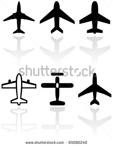 Easy plane clipart picture library library Plane clipart easy - ClipartFest picture library library