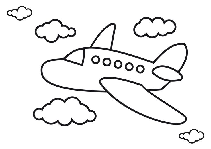 Easy plane clipart png royalty free download Plane clipart easy - ClipartFest png royalty free download