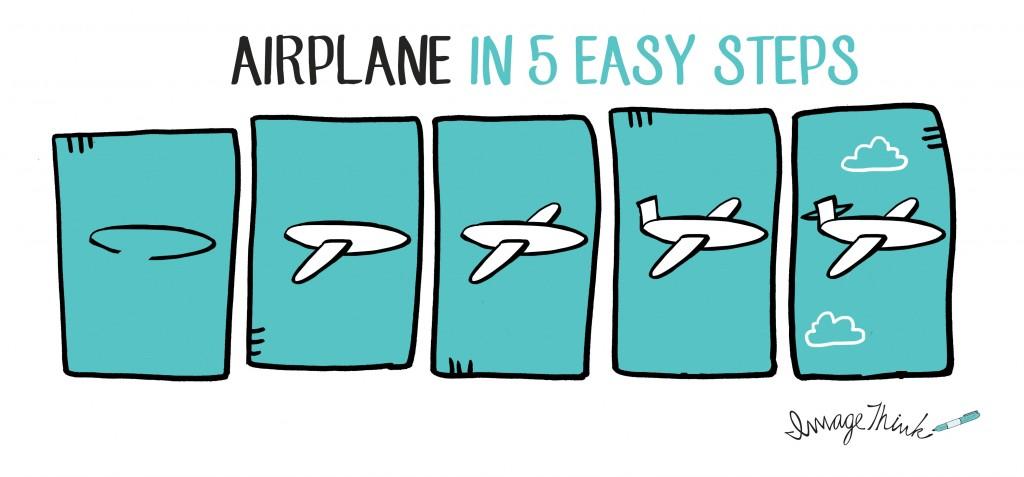 Easy plane clipart clip art download Plane clipart easy - ClipartFest clip art download