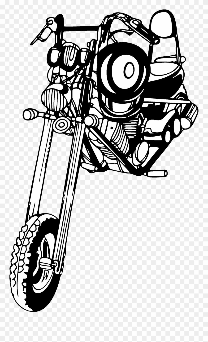 Easy rider clipart vector free Chopper Easy Rider - Sticker Clipart (#1597708) - PinClipart vector free