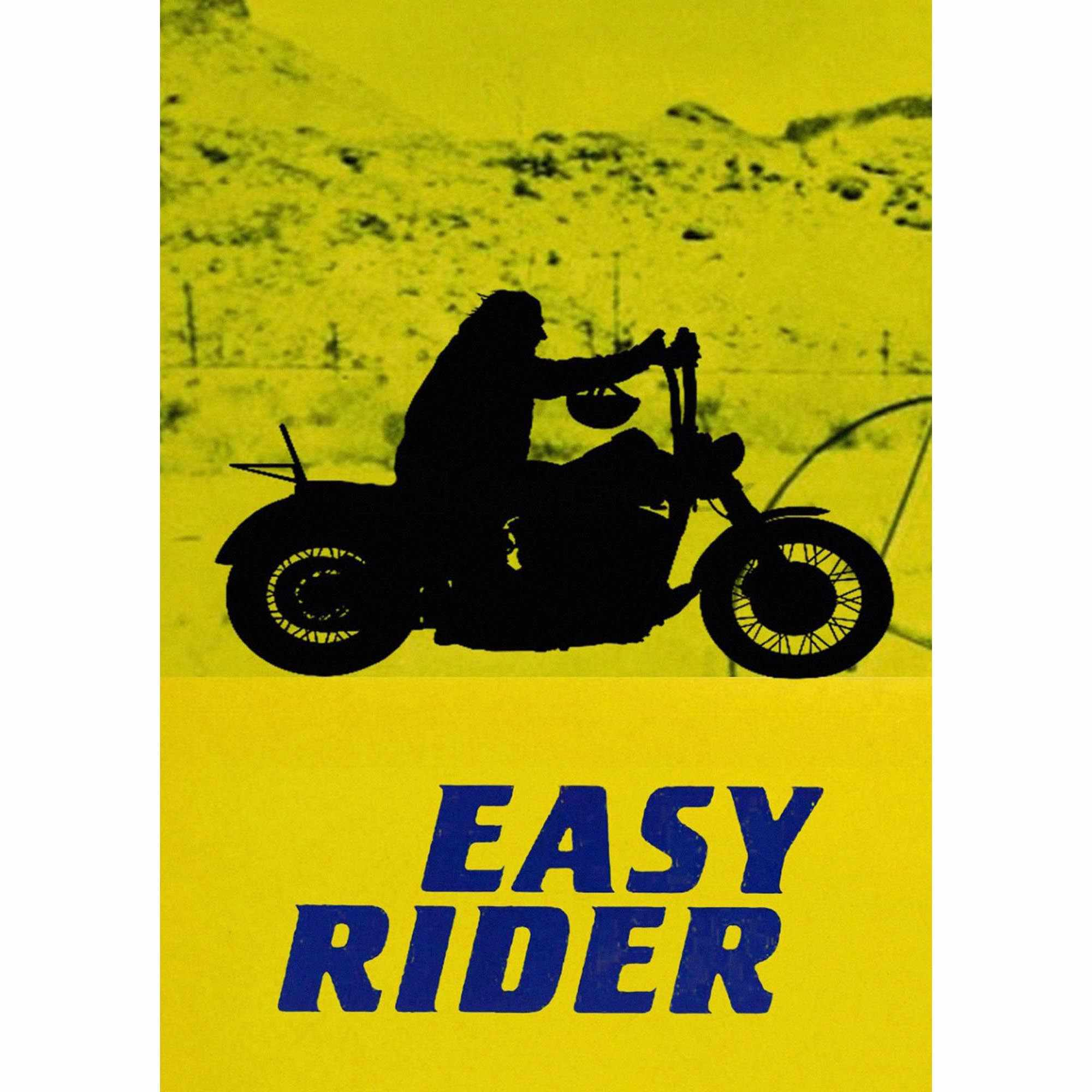 Easy rider clipart png royalty free stock Easy Rider Home Furnishing decoration Kraft Movie Poster Drawing core Wall  stickers 42*30cm png royalty free stock