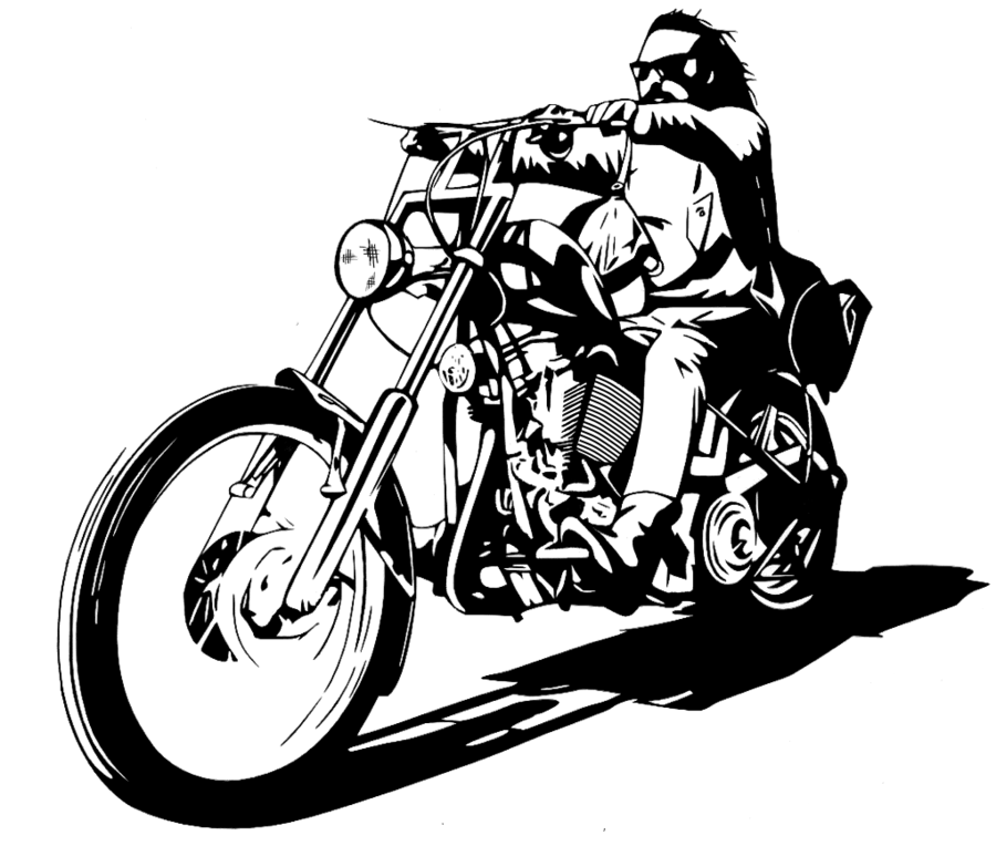 Easy rider clipart jpg library library 18 Easy Vector Graphics Images - Simple Frog Vector, Simple Floral ... jpg library library