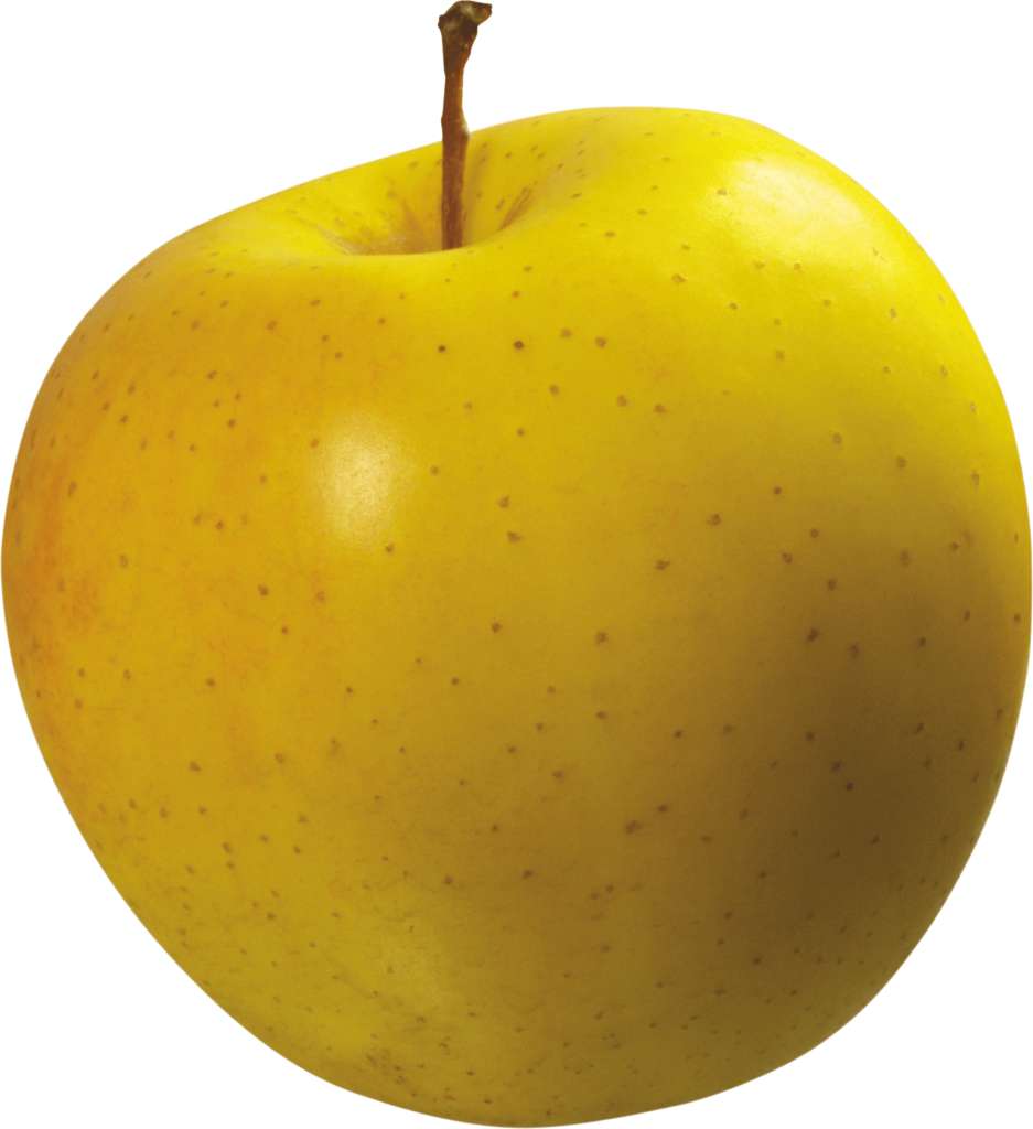 Eating an apple clipart clip royalty free Yellow Apple Clipart   typegoodies.me clip royalty free