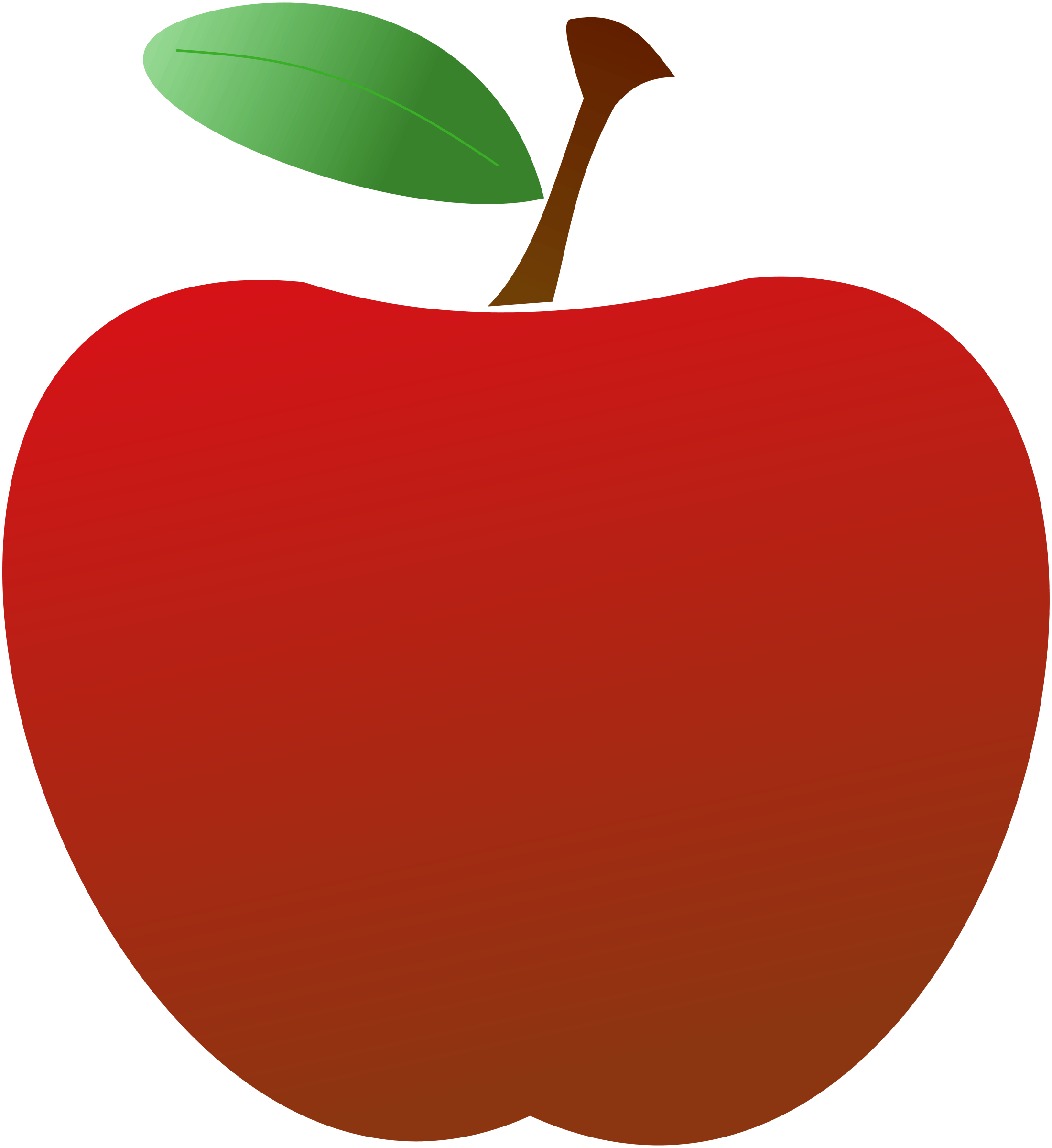 Worm in apple clipart vector Apple House Cliparts - Cliparts Zone vector