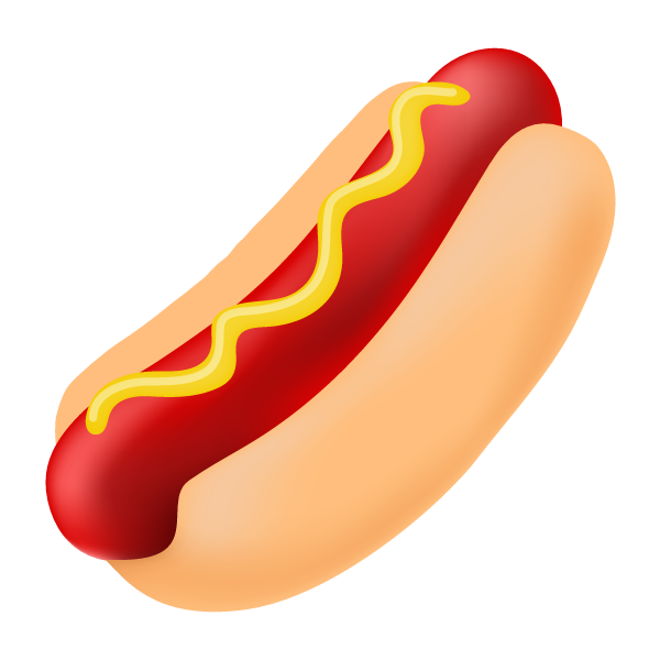Concession sign google search. Eating hot dog clipart