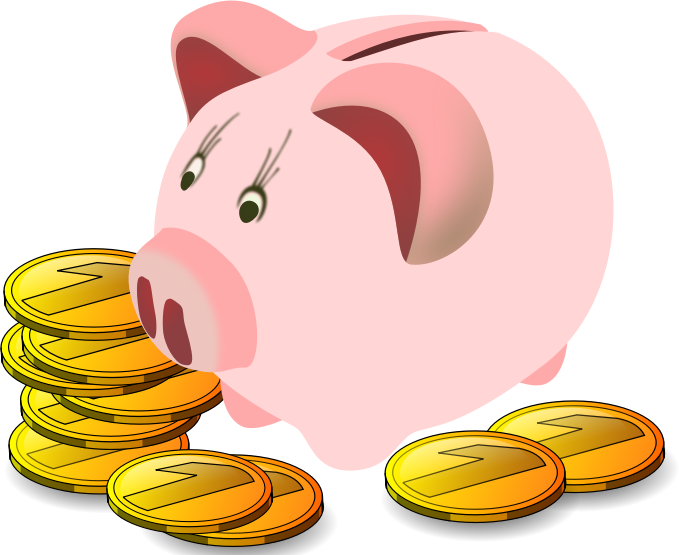 Eating money clipart clip art freeuse Download Pig Clip Art ~ Free Cute Clipart of Baby Pigs & More! clip art freeuse