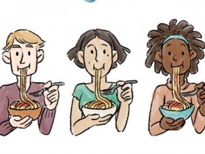 Eating pasta clipart clipart free download Pasta is Good for the Planet | Oldways clipart free download