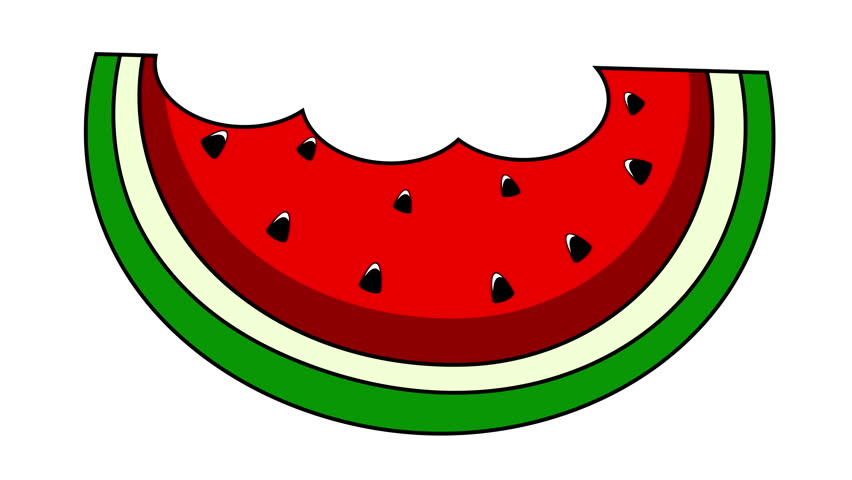 Eating watermelon clipart clip art library library Collection of Watermelon slice clipart   Free download best ... clip art library library