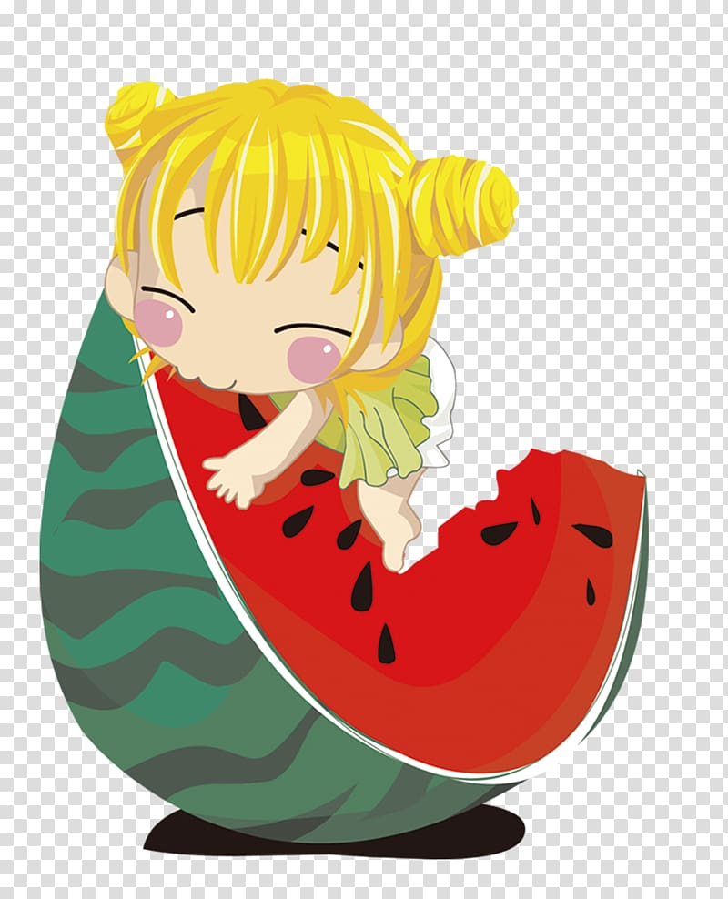 Eating watermelon clipart banner freeuse Girl eating watermelon , Watermelon Girl Eating, Cute baby eat ... banner freeuse